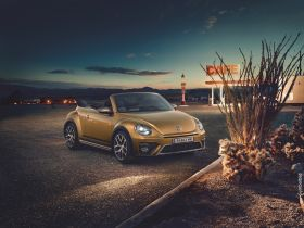 VW Beetle Cabriolet Dune TSI