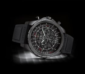 Breitling for Bentley 6.75 Midn. Carbon