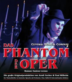 "2 Tickets ""Das Phantom der Oper"" in Sbg."