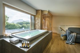 Romantik & Wellness im Spa Loft