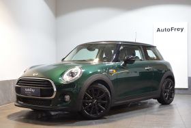 MINI Cooper F56 B38 British Racing Green