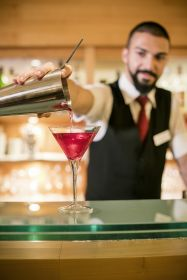 Cocktailworkshop für 8 Personen