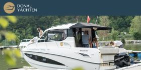 7 Tage Yacht Charter Donau - AUGUST