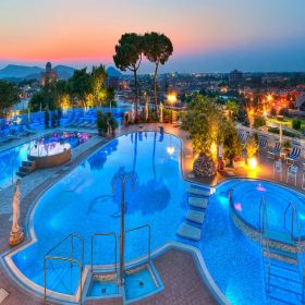 6 Tage Relaxurlaub in Montegrotto Terme